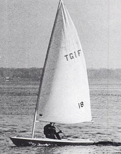 The Weekender TGIF1 Prototype Laser 1969