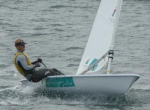 Five times Australian Champion Tom Burton at Belmont