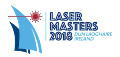 Dun Laoghaire Masters logo