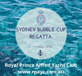 RPAYC Bubble Cup Regatta_Logo